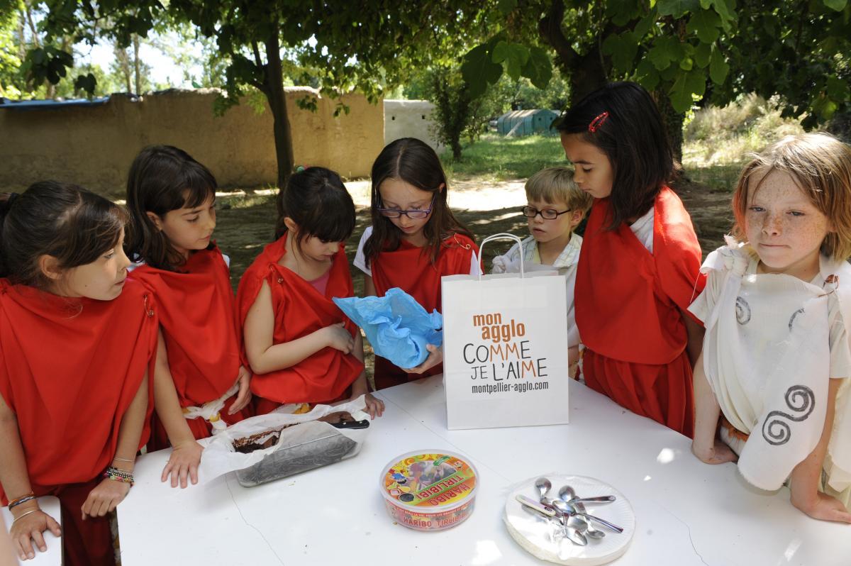 🎉Idée happy-fiesta : Fêter son anniversaire au musée ! @ Lattara Musée Henri Prades