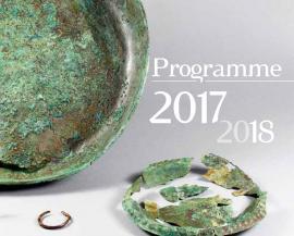 Découvrez le nouveau programme du Site archéologique Lattara-musée Henri Prades pour l'année 2017-2018