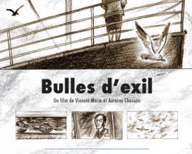"""Vendredi 4 novembre 2016 à 19h, projection du film """"Bulles d'exil"""" au site archéologique Lattara-musée Henri Prades"""