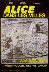 """Vendredi 24 mars 2017, 19h, Projection du film """"Alice dans les villes"""" de Wim Wenders au site archéologique Lattara-musée Henri Prades"""