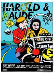 """Vendredi 12 janvier 2018 à 19h, Projection du film """"Harold et Maude"""" de Hal Hashby au site archéologique Lattara-musée Henri Prades de Lattes"""