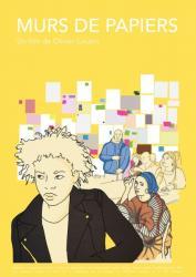 """Vendredi 6 mars 2020 > Projection du documentaire """"Murs de papiers"""" réalisé par Olivier Cousin"""