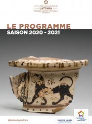 Découvrez le nouveau programme du Site archéologique Lattara-musée Henri Prades pour l'année 2020-2021