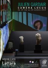 Camera locus, une exposition d'art contemporaine de Julien Gardair et présentée au site archéologique Lattara-musée Henri Prades du 24 mai au 20 octobre 2014